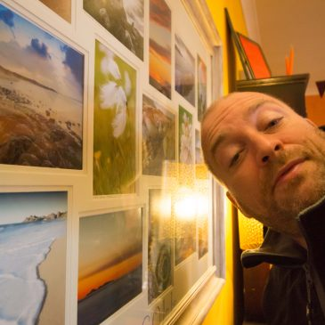 New 15 aperture Collage display in First Port of Coll