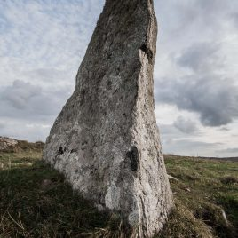 'Ancient Warrior' Standing Stones of Totronald