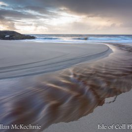 'Where Freshwater meets the Sea' Clabbach Bay